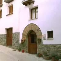Hotel Casa Rural Urandi I en salvatierra-de-esca