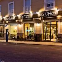 Hotel Hotel Los Cazadores en salvatierra-de-los-barros