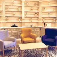 Hotel A Casa da Botica en samos