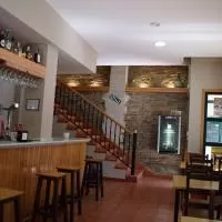 Hotel tras do convento en samos