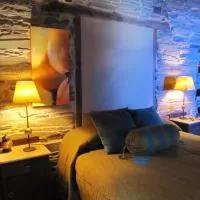 Hotel Casas de Outeiro en samos