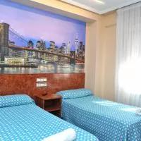 Hotel Hostal Venecia en san-adrian