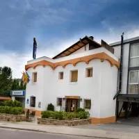 Hotel Hotel Rosaleda Doncel en san-agustin