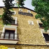 Hotel Hostal de Montaña la Casa Grande en san-agustin