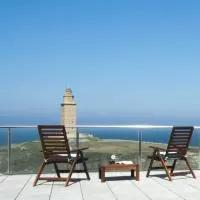 Hotel Blue Ocean Penthouse en san-amaro