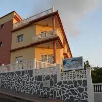 Hotel Apartamentos Miriam (Charco Azul) en san-andres-y-sauces
