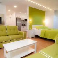 Hotel Los Rodeos Luxury Apartments en san-cristobal-de-la-laguna