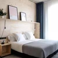 Hotel Talo Urban Rooms en san-cristovo-de-cea