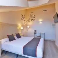 Hotel OYO Hostal La Chata en san-ildefonso