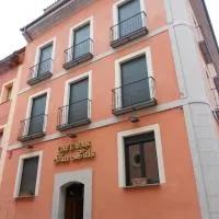 Hotel Hotel San Luis en san-ildefonso