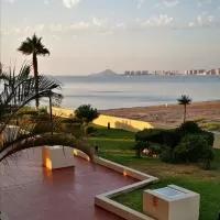Hotel Punta Cormoran en san-javier