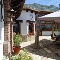 Hotel Casa Rural La Marta en san-juan-del-molinillo