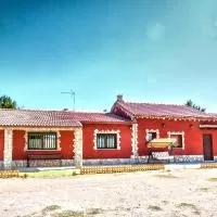 Hotel Casa Bodegas Marcos en san-llorente