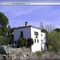 Hotel Casa Rural La Central-La Higuerilla en san-lorenzo-de-tormes