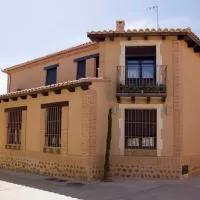 Hotel Holiday home Calle Cercas de Santiago en san-martin-de-valderaduey