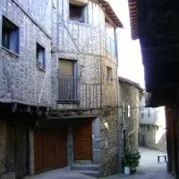 Hotel Casa Lopez en san-martin-del-castanar