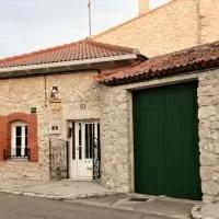 Hotel Casa Rural El Camino en san-miguel-del-arroyo