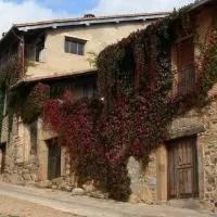 Hotel Casas Rurales Casas en Batuecas en san-miguel-del-robledo
