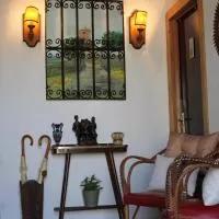 Hotel Casa Rural Abuela Simona en san-pascual