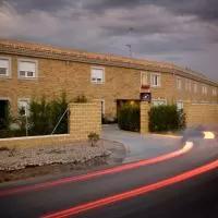 Hotel Motel Cies en san-pedro-de-rozados
