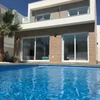 Hotel Villa Azul en san-pedro-del-pinatar