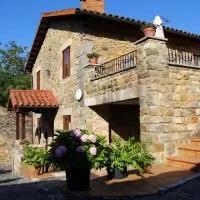 Hotel Vivienda Rural La Casa Vieja De Alceda en san-pedro-del-romeral
