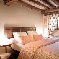 Hotel Casa Jardín en san-pedro-manrique