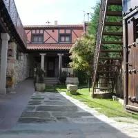 Hotel Rural Montesa en san-pelayo-de-guarena