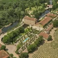 Hotel Hacienda Zorita Wine Hotel & Organic Farm en san-pelayo-de-guarena