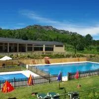 Hotel Camping Aguas Claras en san-vicente-de-alcantara
