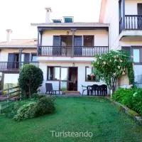 Hotel Chalet Las Calzadas en san-vicente-de-la-barquera