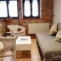 Hotel Apartamento Llerandi A: Céntrico y completamente reformado en san-vicente-de-la-barquera