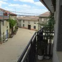 Hotel Albergue Agustina en san-vicente-de-la-cabeza