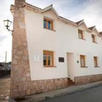 Hotel Casa Rural Villa Paterna en sanchorreja