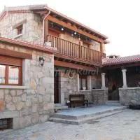Hotel casa rural La Gabina en sanchorreja