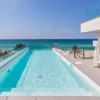 Hotel The Hype Beach House en sant-joan