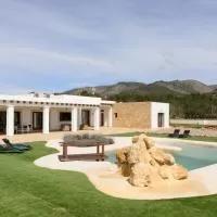 Hotel Villa Raco de Sa Vinyeta en sant-joan-de-labritja
