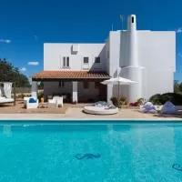 Hotel Villa Mercedes en sant-josep-de-sa-talaia