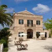 Hotel Alcaufar Vell Hotel Rural & Restaurant en sant-lluis