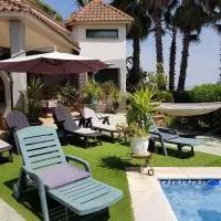 Hotel Villa Carretera Valdehornillos km 1 en santa-amalia