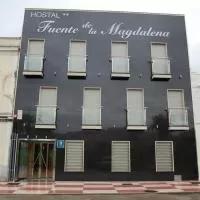 Hotel Fuente de la Magdalena en santa-amalia