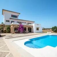 Hotel Villa Can Turquesa / Casa Turquesa en santa-margalida