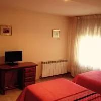 Hotel Hostal Nicolás en santa-maria-de-huerta