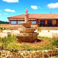 Hotel Las Mairas en santa-maria-de-valverde