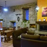 Hotel Los Níscalos en santa-maria-del-cubillo