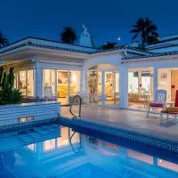 Hotel Villa Paraiso en santa-ursula