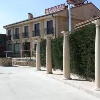 Hotel Domus Viatoris en santervas-de-campos