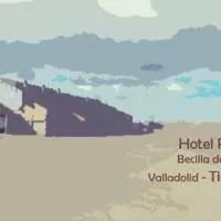 Hotel Ria de Vigo en santervas-de-campos