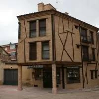 Hotel Hostal La Bastide du Chemin en santervas-de-campos