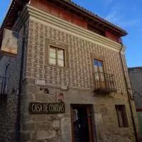 Hotel Hotel Rural Cayetana en santiago-del-collado